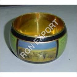 Brass Enamel Bangles