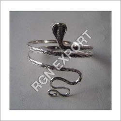 Silver Arm Cufflinks