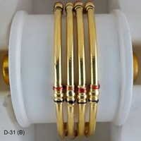 Gold Plated Designer Fancy Bangles