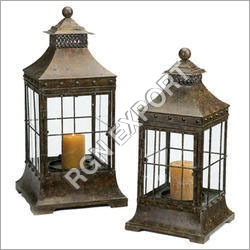 Metal Decorative Lantern
