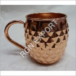 16 Ounce Moscow Mule Copper Mugs