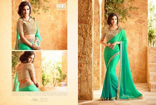 Buy Rich Look Designer Saree Online