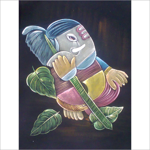 Modern Ganesha Painting
