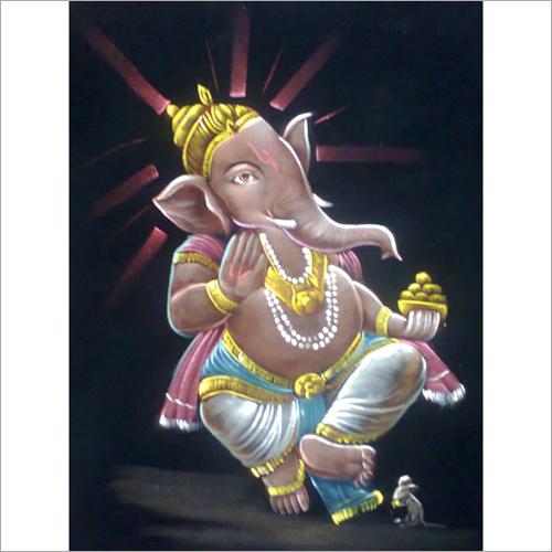God Ganesha Painting