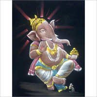 God Ganesha Painting