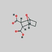 Endothal monohydrate