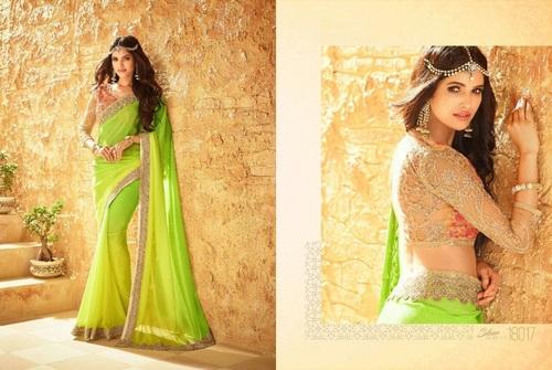 Buy Exclusive Designer Saree Online