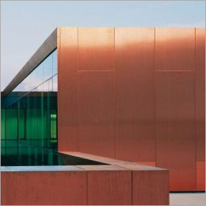 Architecture Roofing Copper