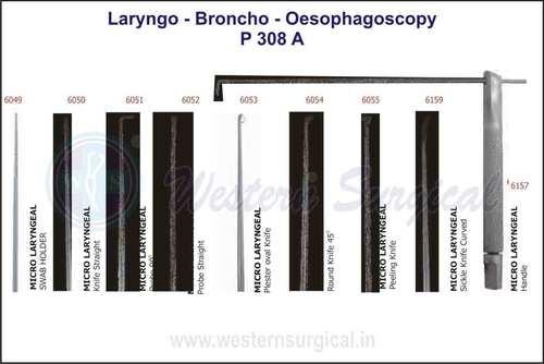 Micro Laryngeal