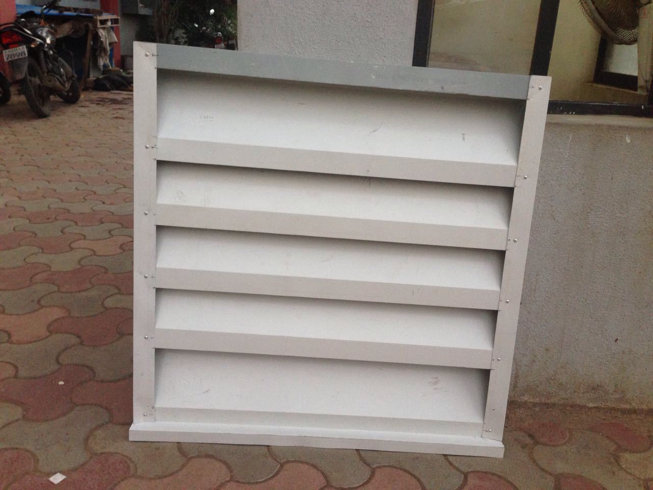 Air Louvers Manufacturer In Vadodara Air Louvers Services