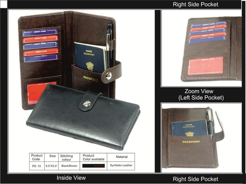 Buckle Passport Organizer