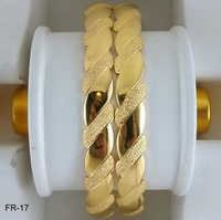 Gold Plated Charming Bangles
