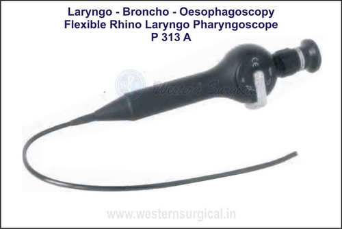 Flexible Rhino Laryngo Pharyngoscope
