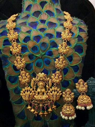 Gold Plated Atractive  Jewellery