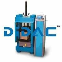 Concrete Compression Machine 2000 KN Motorized