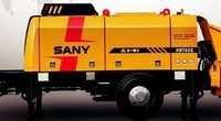 sany concrete pump  60C