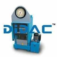 Concrete Compression Machine 2000 KN Motorized 1 Gauge