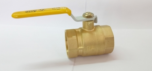 1 1/2Brass Ball Valve