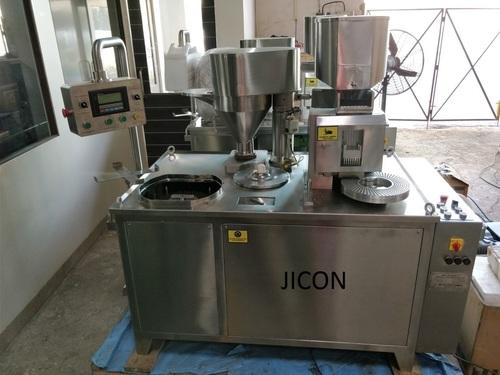 Semi Automatic Capsule Filling Machine Single Loader