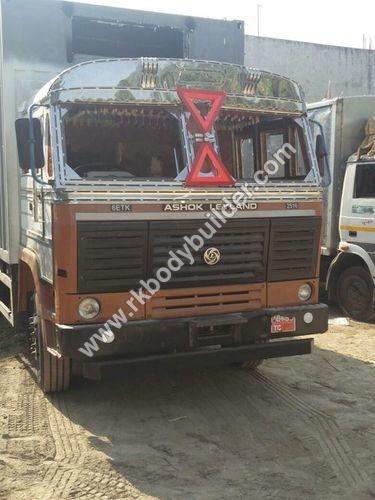 ebce50734a Refrigerated Truck Cabins Manufacturer