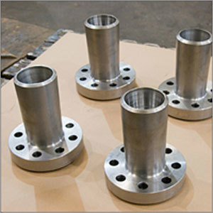 Steel Long Weld Neck Flanges
