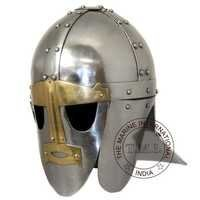 Sutton Hoo Anglo Saxon Armour Helmet