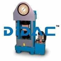 Concrete Compression Machines 3000 KN 1 Gauge To Test Cubes And Cylinders