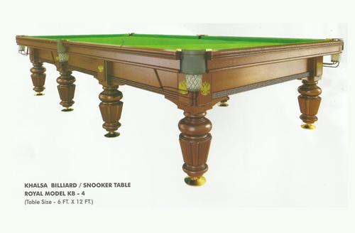 billiard-snooker-Royal model