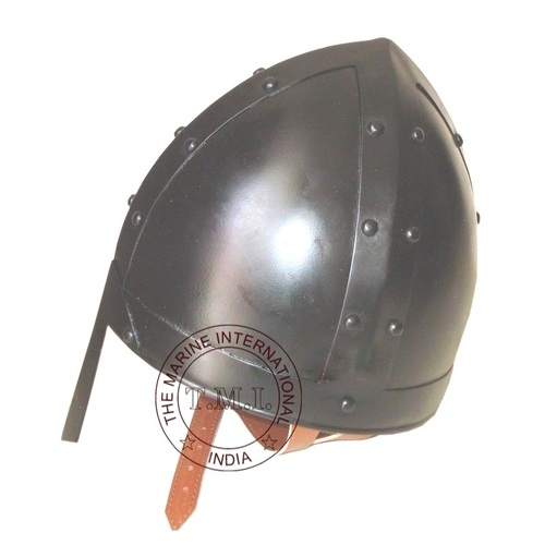 Black Norman Knight Helmet