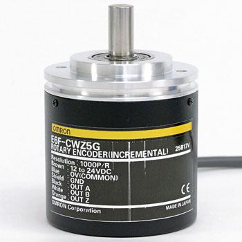 OMRON E6F-CWZ5G Encoders