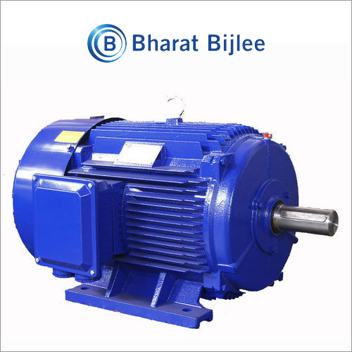 Three Phase Industrial Motor