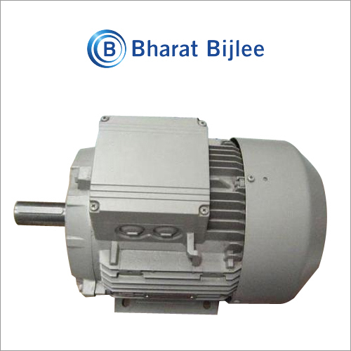 Siemens Electric Three Phase Motor