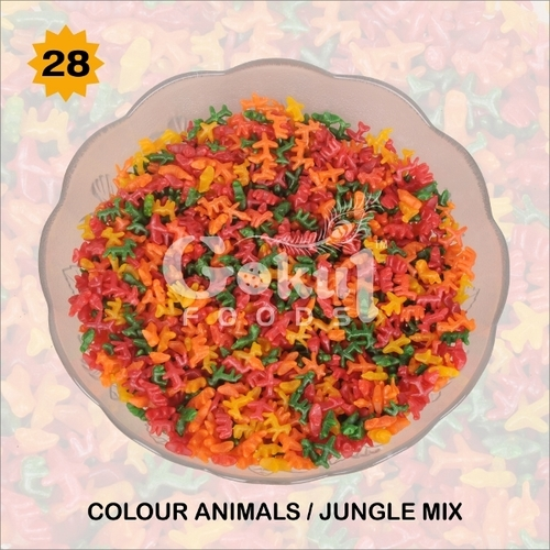 Colour Animal Fryums