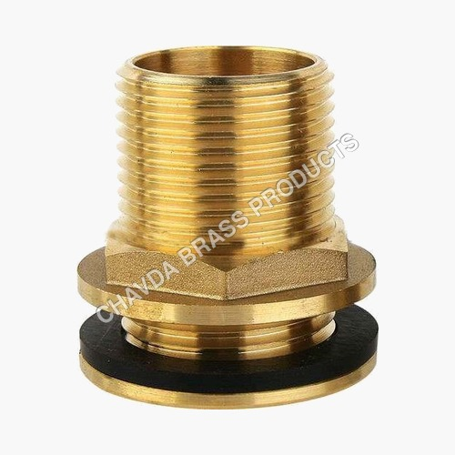 Brass Tank Connector