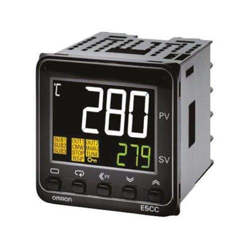OMRON E5CC-RX2ASM-800 TEMPERATURE CONTROLLER