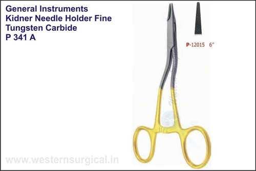 Kilner Needle Holders Fine Tungsten Carbide