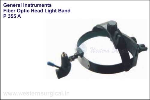 Fiber Optic Head Light Band