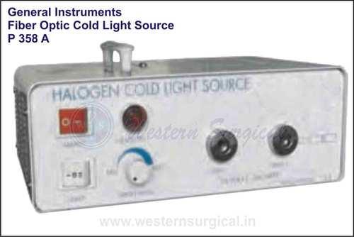 Fiber Optic Cold Light Source Double Point 24V-250
