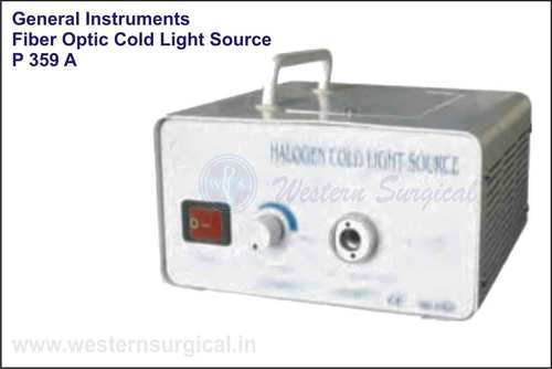 Fiber Optic Cold Light Source Single Point 15V-150