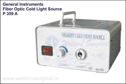 Fiber Optic Cold Light Source Single Point 15V-150