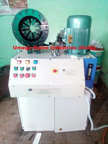 Hydraulic Pipe Hose Crimping Machine