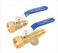 Beta Flo Ball Valve & Ball Valve with Stainer Set