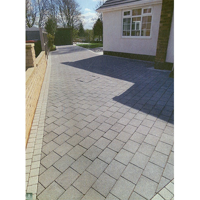 Shot Blastered Pavers