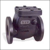 C.I. Non-Return Reflux Valve Swing Type