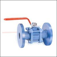 C.I. Ball Valve Flanged