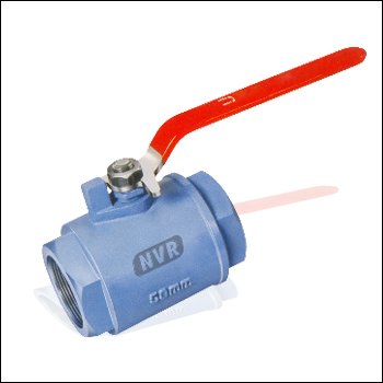 C.I. Screwed Ball Valve