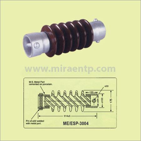 Shaft insulator for ESP