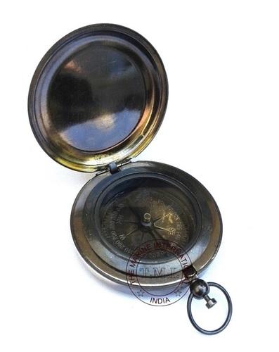 Ross London Antique Dalvey Compass