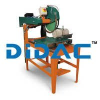 Specimen Cutting Machine For Concrete And Construction Materials 230 V