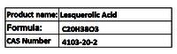 Lesquerolic Acid